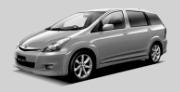 6-Seater Chauffer Driven Car Hire