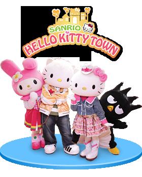 Sanrio Hello Kitty Town Malaysia