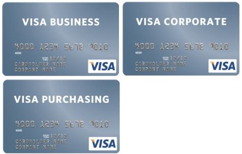 visa cards corporate promotion - Visa Corporate Card