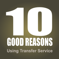 10 Good Reasons Transfer