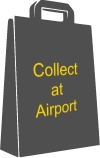 City Area Storage delivery airport